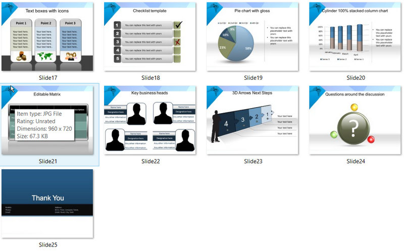 PowerPoint Home Purchase Template 02