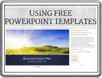 Using Free Templates
