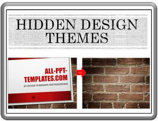Hidden PowerPoint Elements