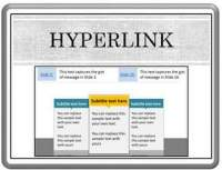 Hyperlink Slides