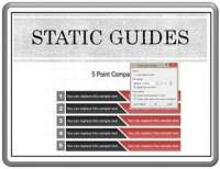 Static Guides