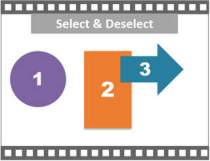 PowerPoint Select Deselect