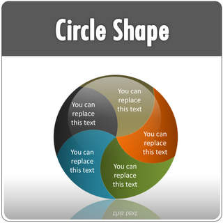PowerPoint Circle Shapes