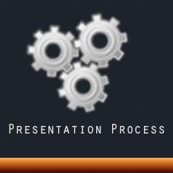 Presentation Process Logo