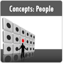 PowerPoint People Concepts