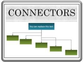 PowerPoint connectors