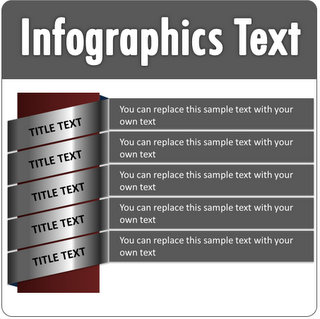 PowerPoint Infographics Text