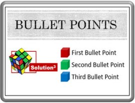 PowerPoint Bullet Point