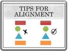 Alignment in PowerPoint