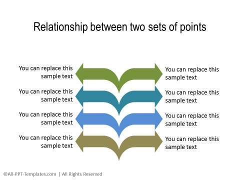 PowerPoint Relationship Diagram 20