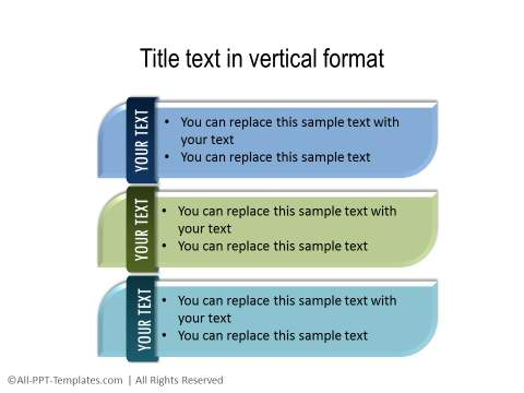 PowerPoint Text with Title 07