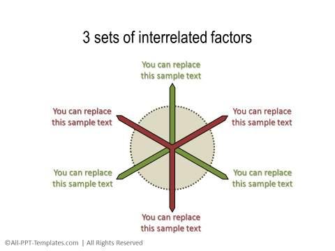 PowerPoint Relationship Diagram 44