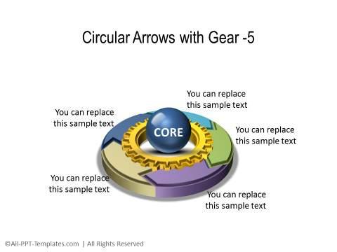 PowerPoint 3D Core 04