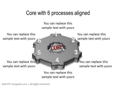 PowerPoint 3D Core 08