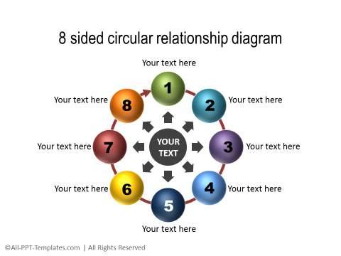 PowerPoint 3D Relationship 12