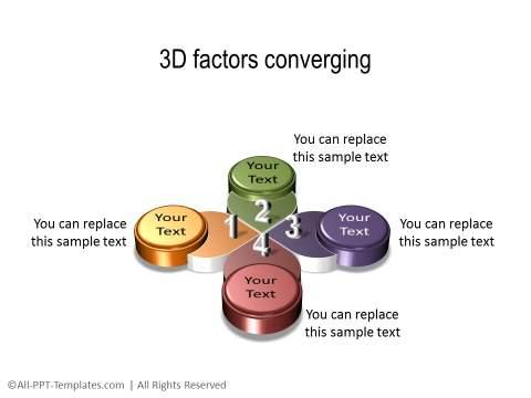 PowerPoint 3D Relationship 15