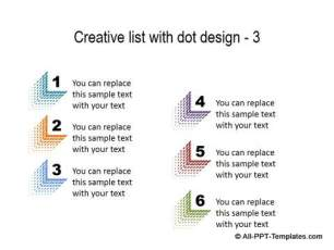 PowerPoint Creative List 24