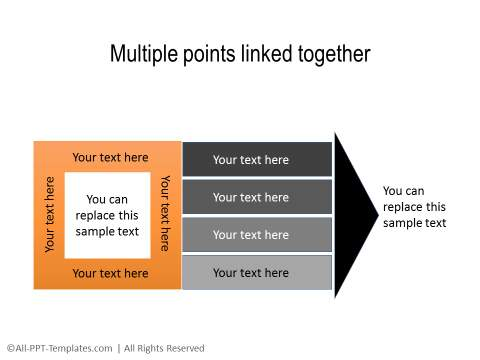 PowerPoint Relationship Diagram 05