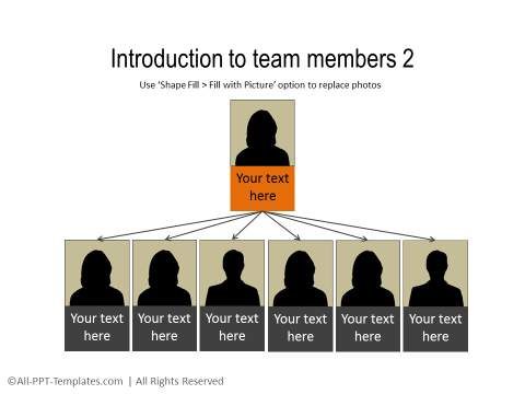 PowerPoint Team Introduction 08