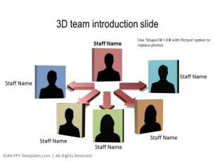 PowerPoint Team Introduction 09