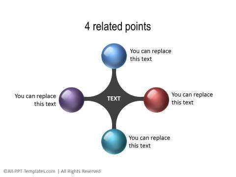 PowerPoint 3D Relationship 04