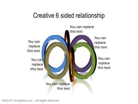 PowerPoint 3D Relationship 17