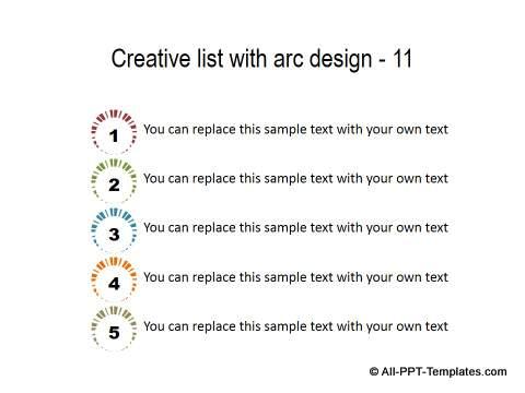 PowerPoint Creative List 32