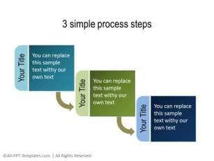 PowerPoint Creative Process Flow 11