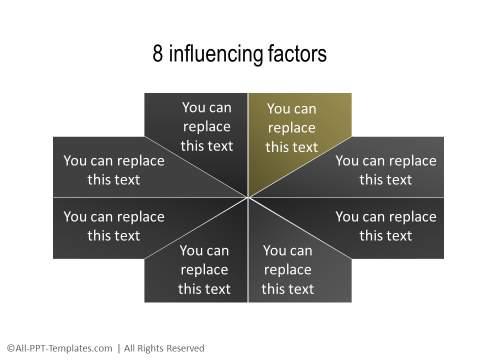 PowerPoint Relationship Diagram 06