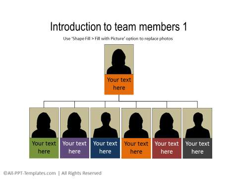 PowerPoint Team Introduction 07