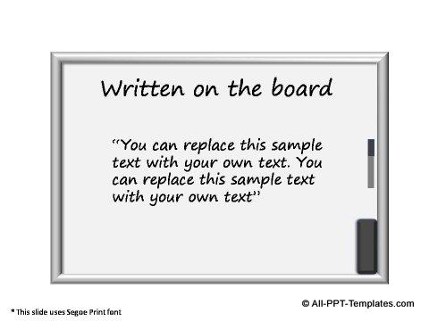 PowerPoint Announcement 13