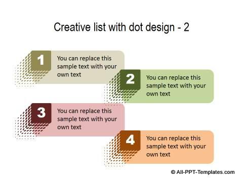 PowerPoint Creative List 23