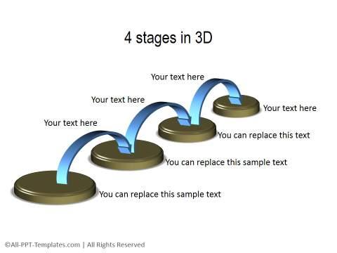 3D PowerPoint Process 01