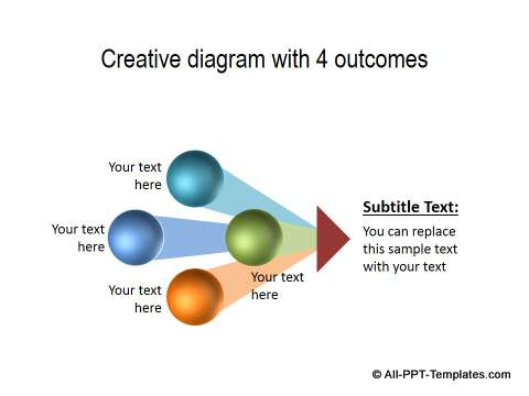 Creative PowerPoint Cause Effect 05