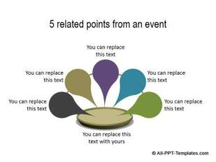 Creative PowerPoint Cause Effect 10