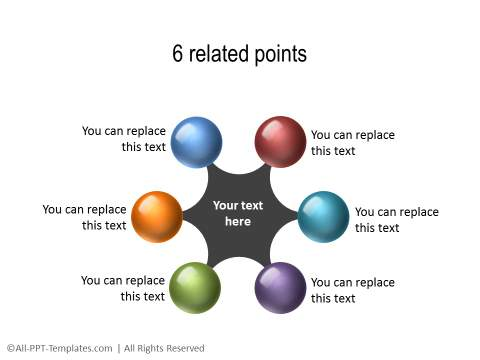 PowerPoint 3D Relationship 06