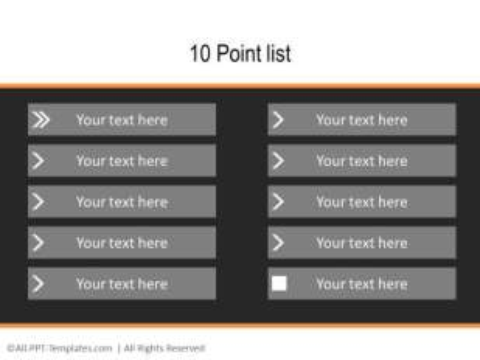 PowerPoint Agenda 14
