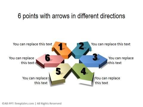 PowerPoint Circular List 18