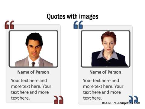 2 Quotes with images