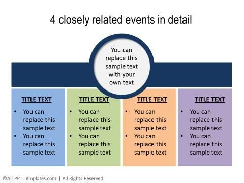 PowerPoint Linear Timeline 08