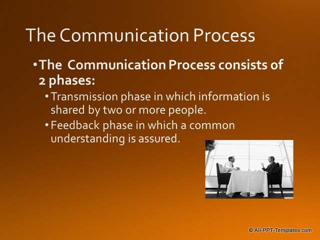 PowerPoint Training Information Slide : Before