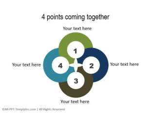 PowerPoint Circular List 03
