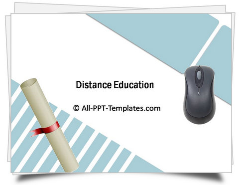 Business Distance Education Template