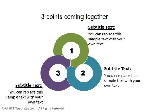 PowerPoint Circular List 02