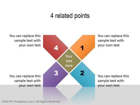 PowerPoint Circular List 05