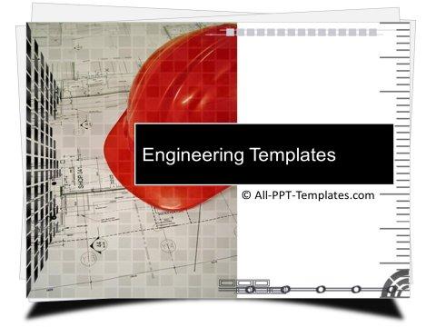 Construction Blueprint Template