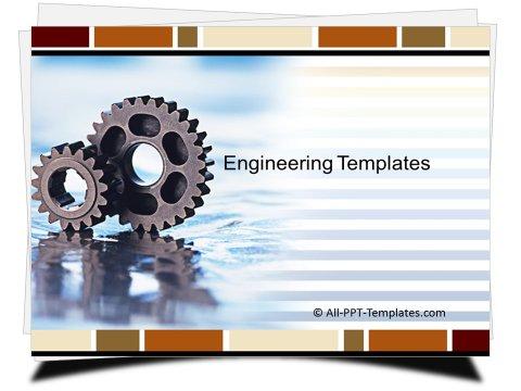 Engineering Gears Template