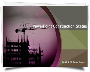 PowerPoint Construction Project Status Report