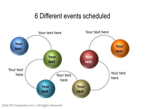 PowerPoint Linear Timeline 03