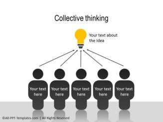 Collective Thinking Concept